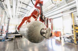Renault i Faurecia – współpraca w dziedzinie magazynowania wodoru