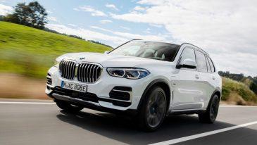 BMW X5 napędzany ogniwami wodorowymi