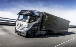 Samochody ciężarowe na wodór – trwa wyścig technologiczny