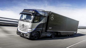 Mercedes GenH2