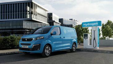 Peugeote-Expert Hydrogen