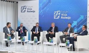 Pięć dolin wodorowych powstanie w Polsce do 2030 roku